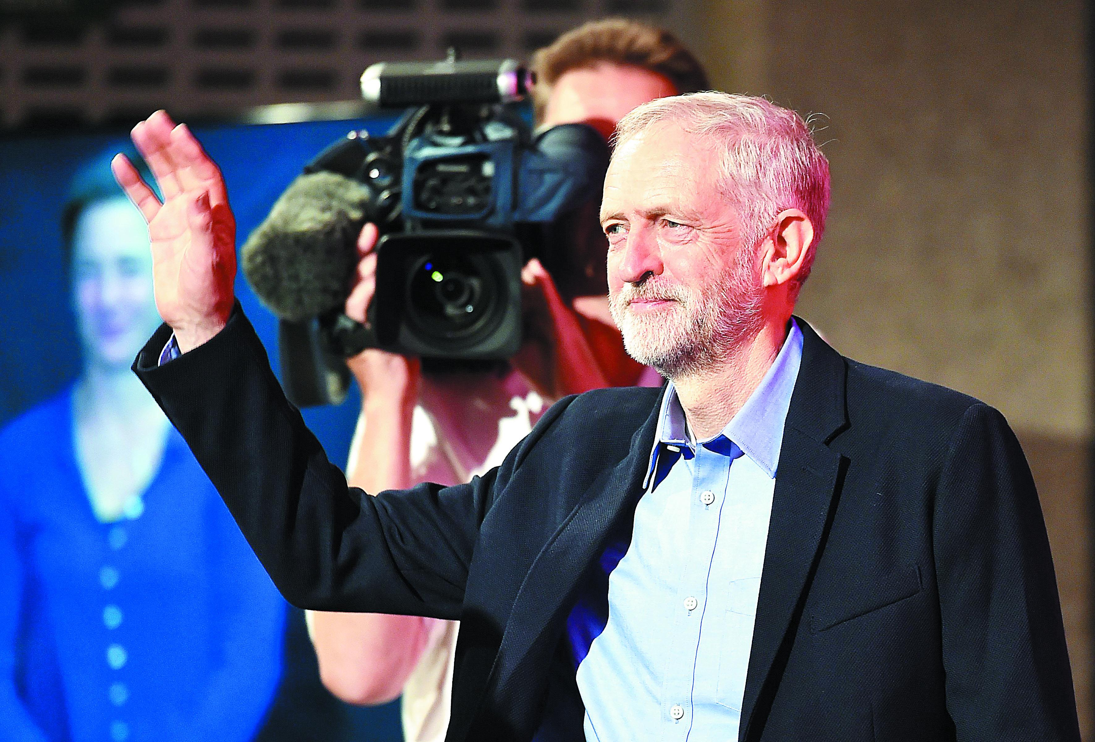 L'élection de Jeremy Corbyn, un pied de nez au pragmatisme britannique