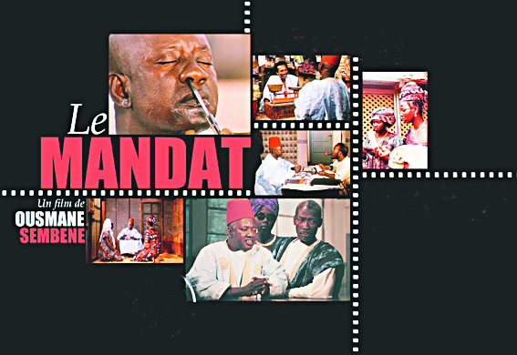 Le Sénégalais  Ousmane Sembène donne le coup d'envoi  du Festival du cinéma  africain de Khouribga