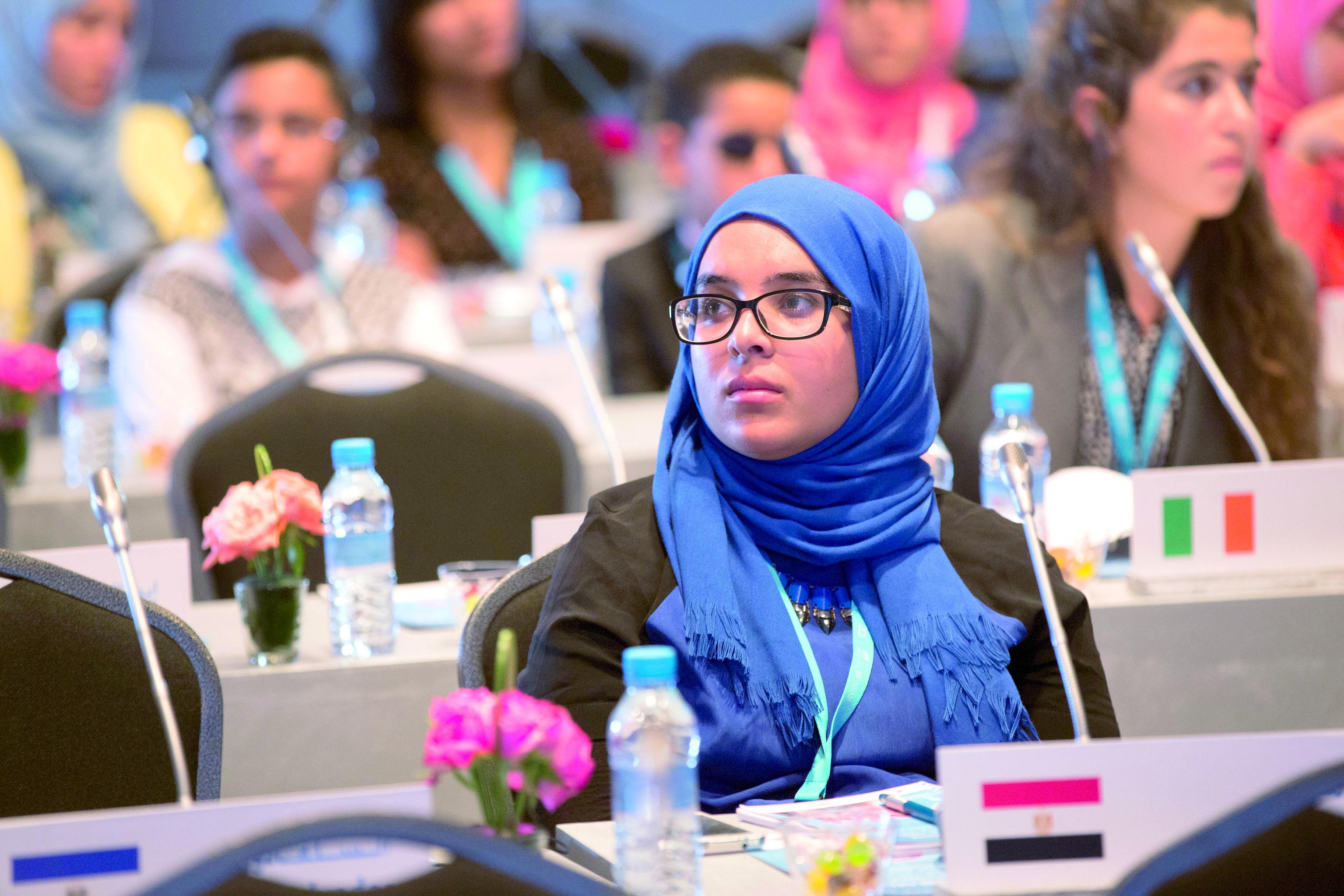 Des jeunes filles provenant de 140 pays en conclave à Rabat