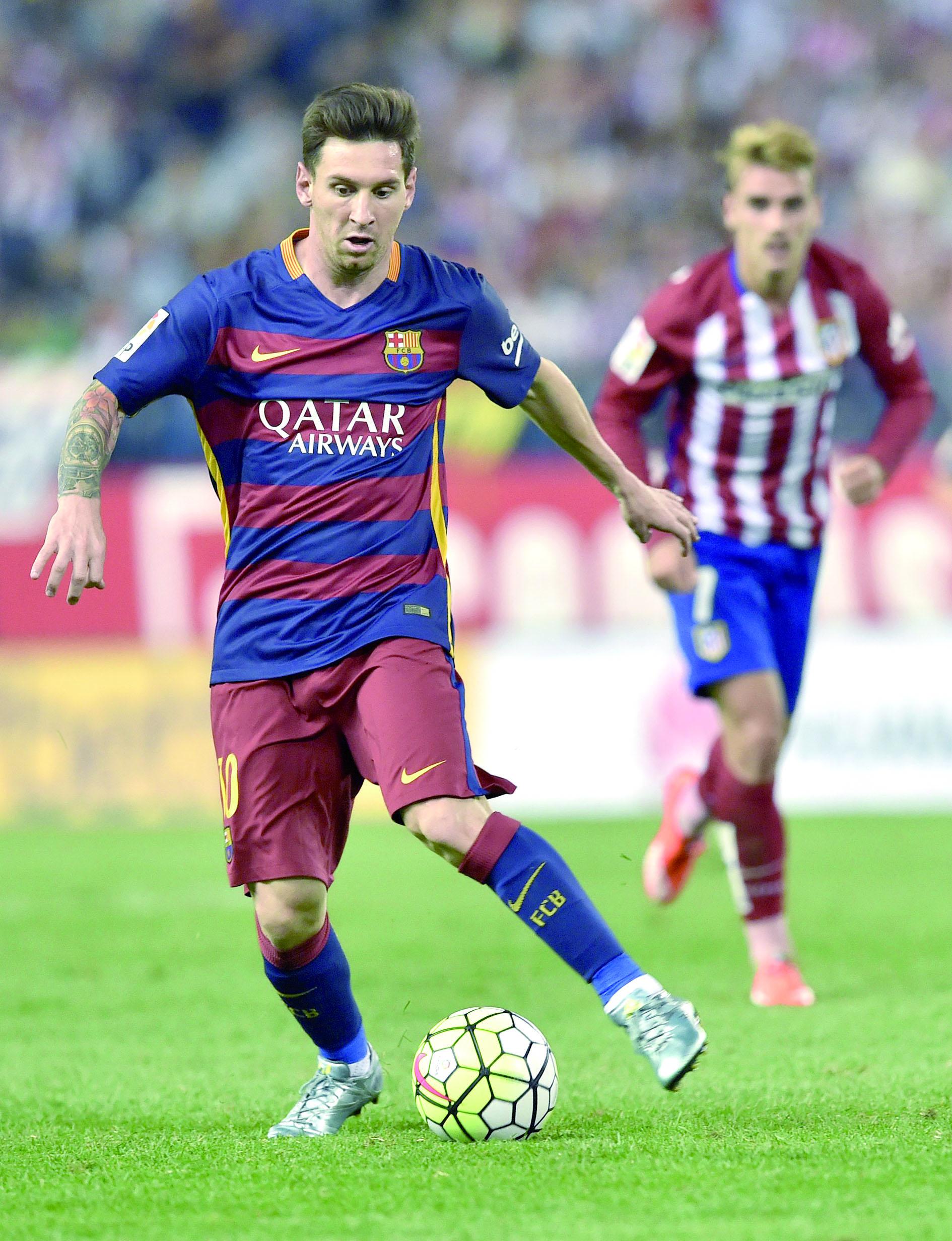 Lionel Messi père comblé, Christiano Ronaldo puissance cinq