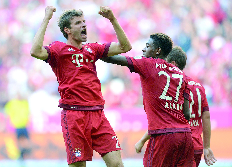 Le Bayern au forceps, Dortmund reste leader