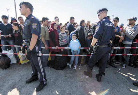 L'Allemagne réintroduit les contrôles frontaliers