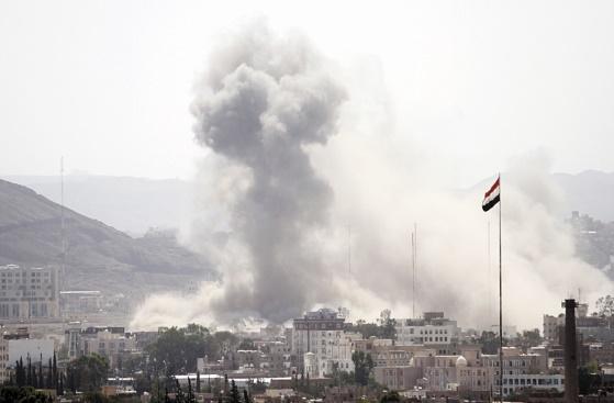 Nouveaux raids de la coalition sur Sanaa