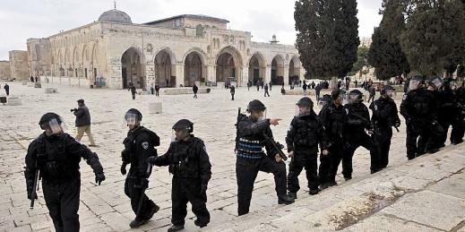 L'Arabie Saoudite met l'ONU devant ses responsabilités quant aux affrontements persistants sur l'Esplanade des Mosquées