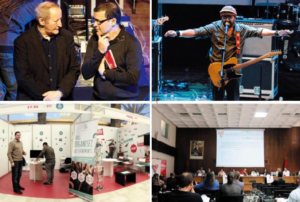 """Rabat s'offre son deuxième """"Visa For Music"""""""