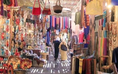"""Les produits d'artisanat marocain qualifiés de """"raffinés"""""""