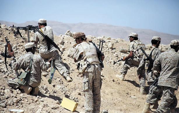 La coalition se renforce près de Sanaa