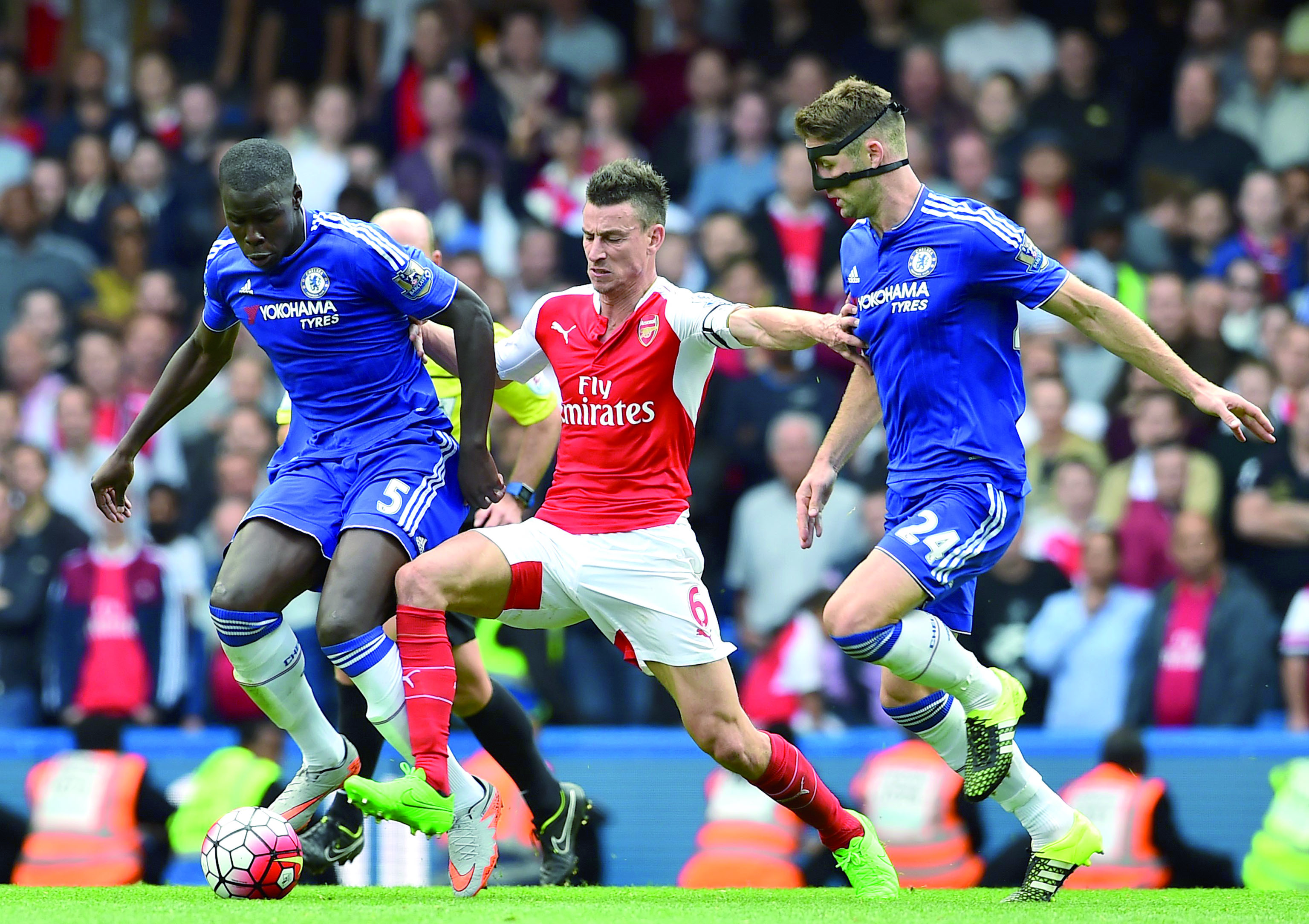 Arsenal relance encore Chelsea