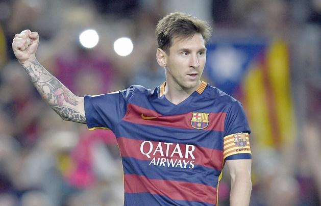 Luis Enrique : Messi n'a rien d'humain