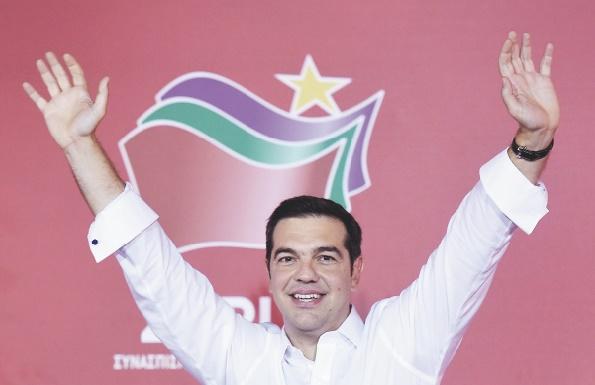 Alexis Tsipras retrouve le pouvoir
