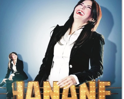 Hanane Fadili en spectacle à Paris