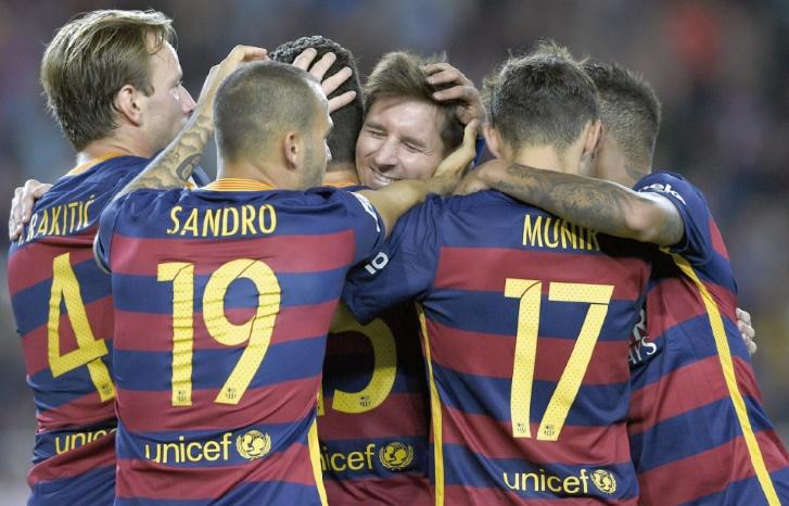 Le Barça exclu de la Liga en cas d'indépendance de la Catalogne
