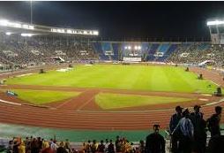 Mise à niveau du Complexe sportif Prince Moulay Abdellah