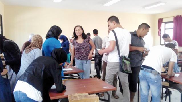 Remise de prix aux lauréats Majors de la Faculté Semlalia de Marrakech