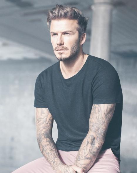 Quand les célébrités disent n'importe quoi : David Beckham