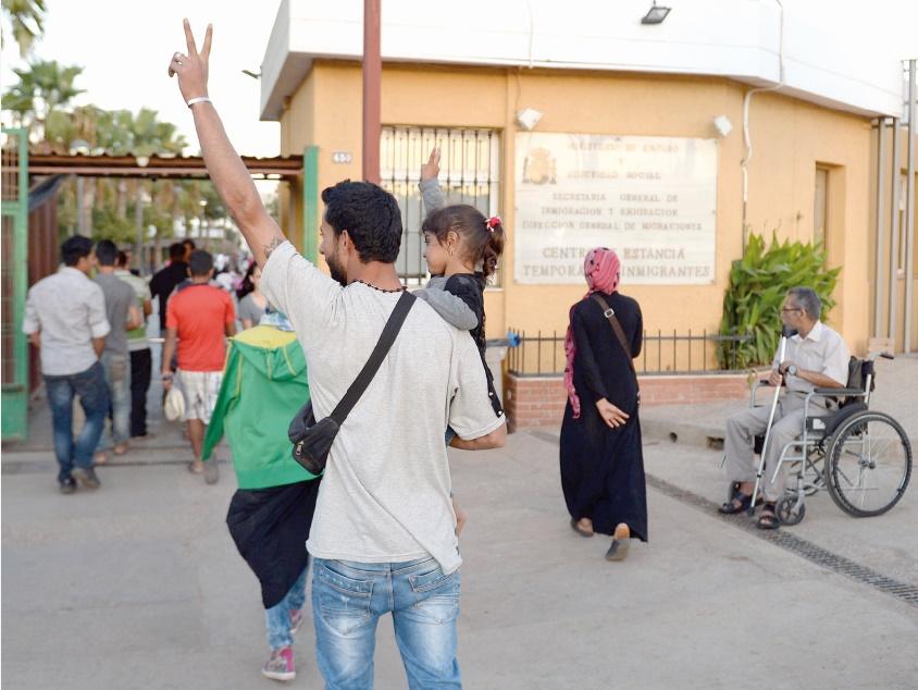 Arrestations et condamnations de réfugiés syriens à Nador