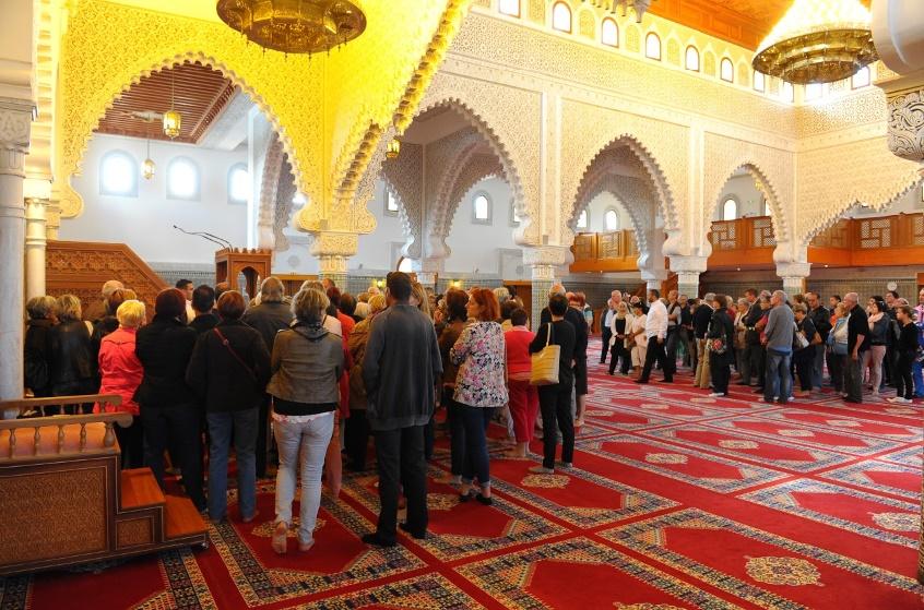 La Mosquée Mohammed VI de Saint-Etienne au cœur des Journées du patrimoine