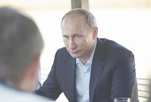 Poutine juge illégal le soutien américain aux rebelles syriens
