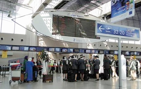Arrestation à l'aéroport Mohammed V d'une Subsaharienne pour possession de drogue