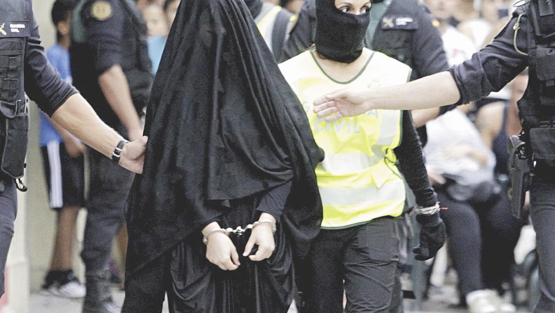 La Guardia civil enquête sur les menaces  proférées par le jihadiste marocain dit «Kokito»