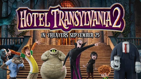 """""""Hotel Transylvania 2"""" domine le box-office"""