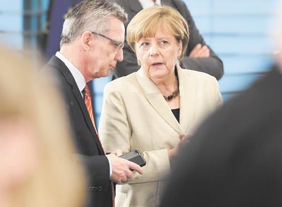 Berlin veut durcir les conditions de l'asile en Allemagne