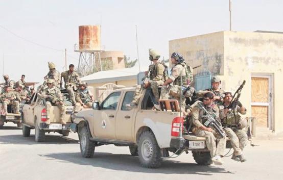 Contre-offensive afghane pour tenter de reprendre Kunduz