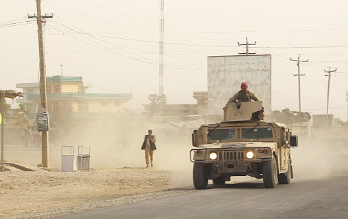 L'armée afghane annonce avoir repris Kunduz aux talibans