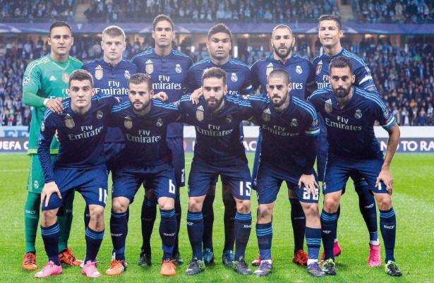 Madrid à l'heure du derby