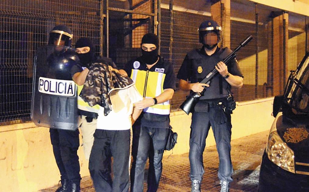 Action antiterroriste conjointe maroco-espagnole