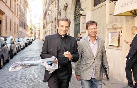 Le Coming out d'un prêtre fait scandale au Vatican