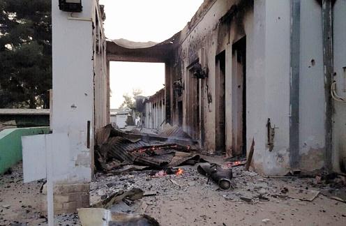 """Obama promet une """"enquête complète"""" sur le raid américain contre un hôpital à Kunduz"""