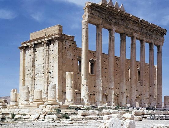 L'EI pulvérise un nouveau joyau de Palmyre en Syrie