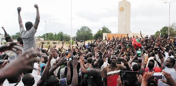 Terminus pour le régiment putschiste au Burkina Faso