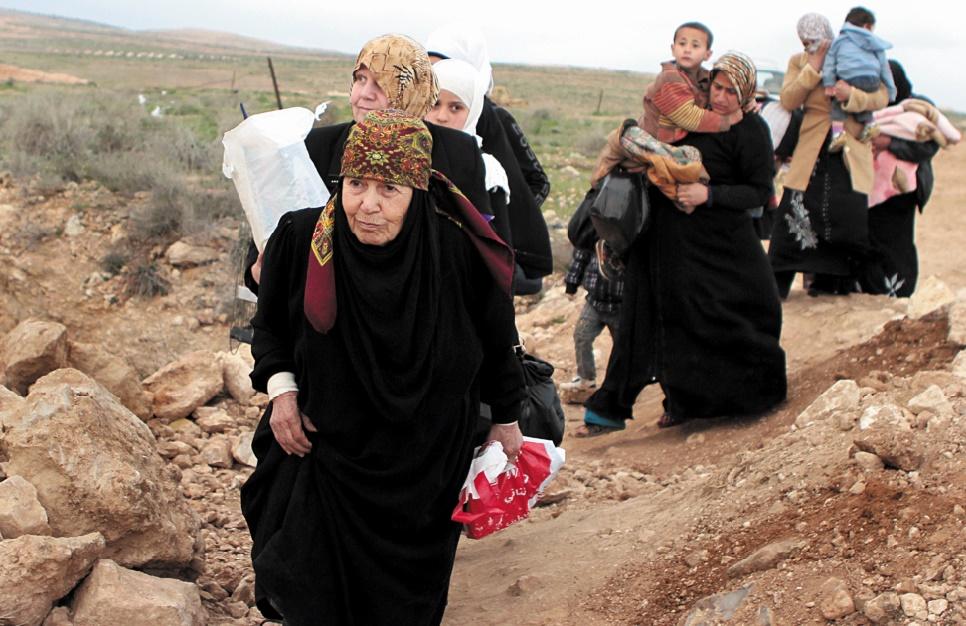 Les autorités marocaines durcissent le ton contre les réfugiés syriens