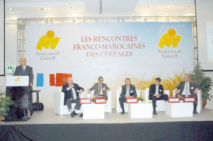 Les céréaliculteurs français à la conquête du Maroc