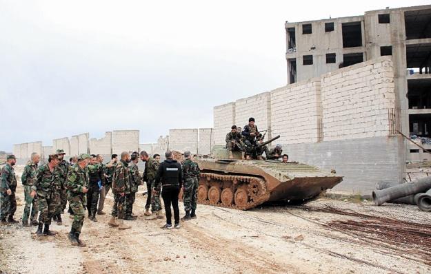 L'EI se rapproche de la ville d'Alep