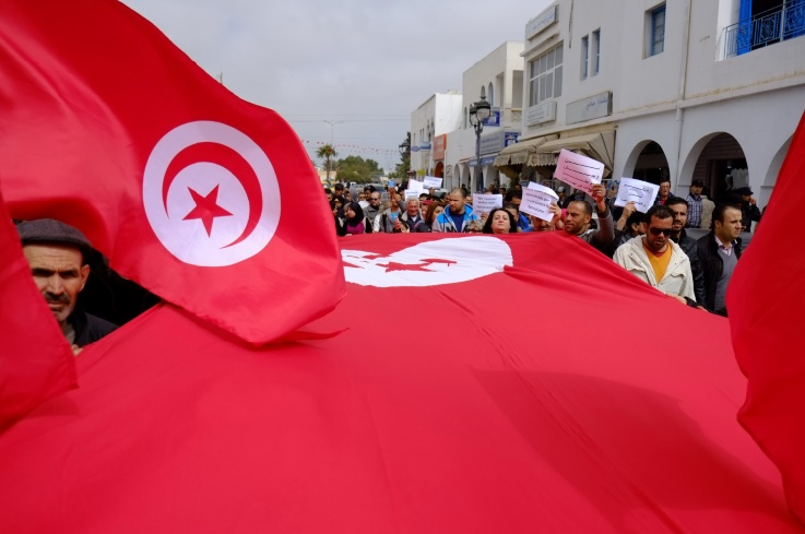 Le Nobel de la paix au dialogue national tunisien