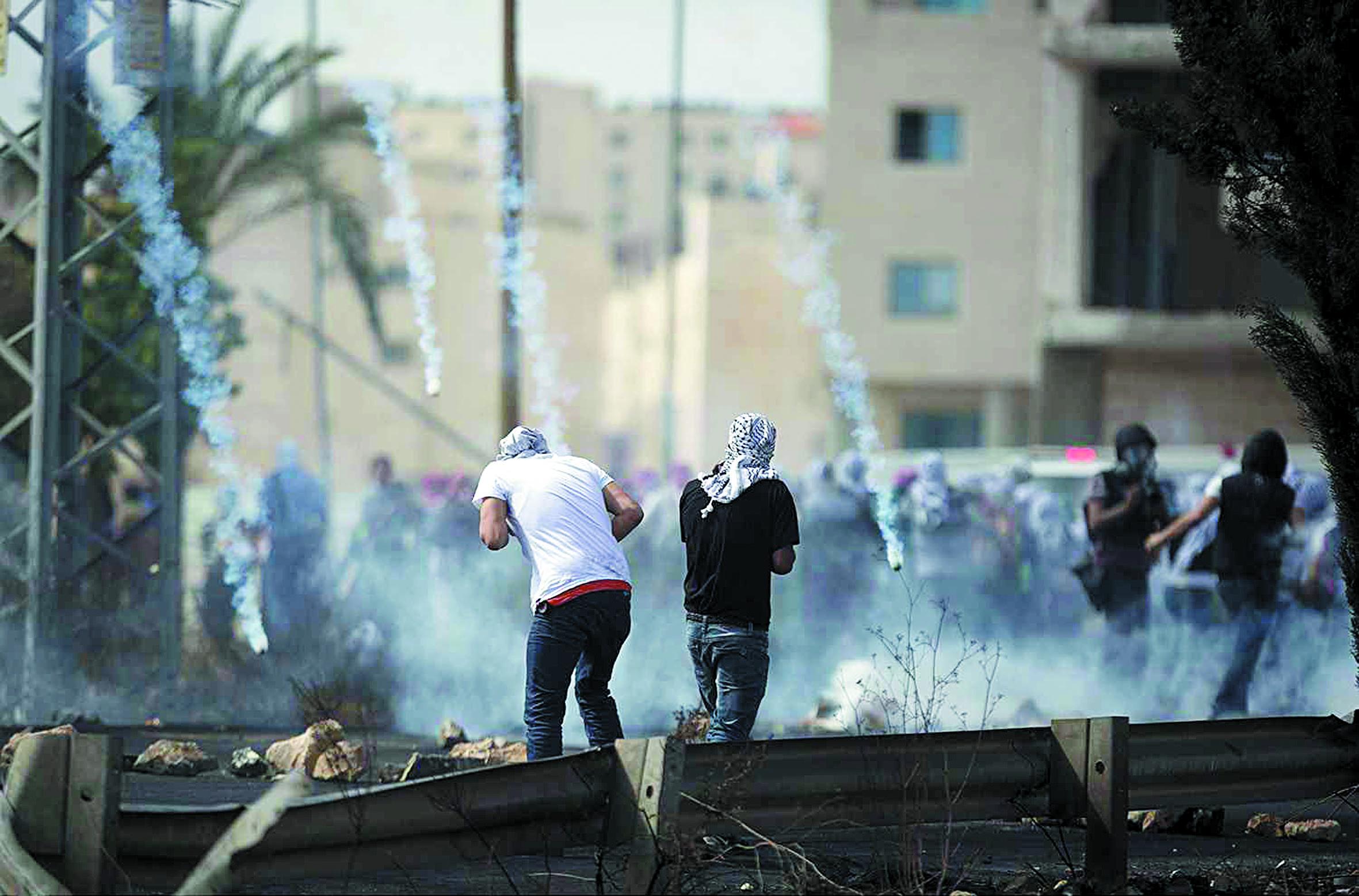 Pas de répit dans les violences entre Israéliens et Palestiniens