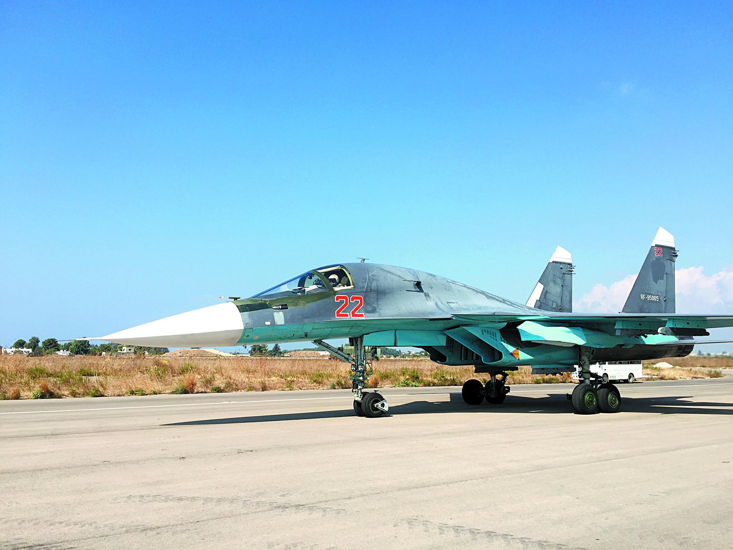 L'intervention russe en Syrie ou le symbole des ambitions militaires retrouvées