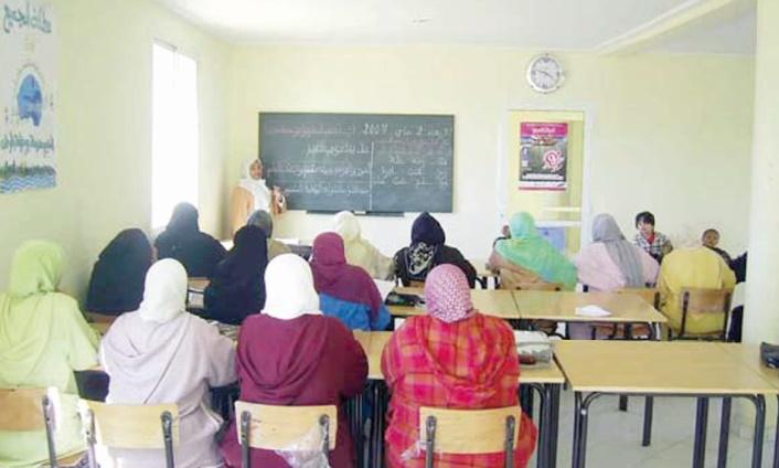 Lancement des inscriptions aux cours d'alphabétisation et post-alphabétisation