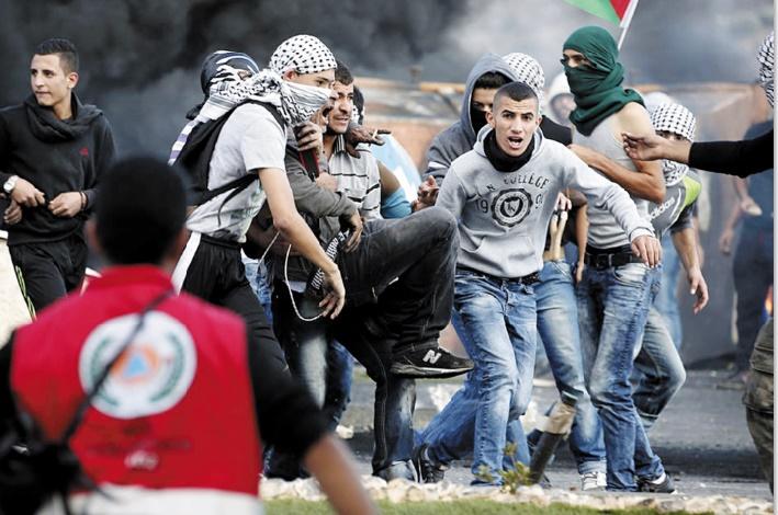 Les attaques à l'arme blanche, principales formes de violences entre Palestiniens et Israéliens