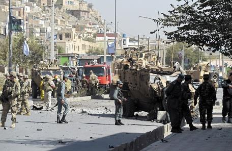 Attentat suicide dans la capitale afghane