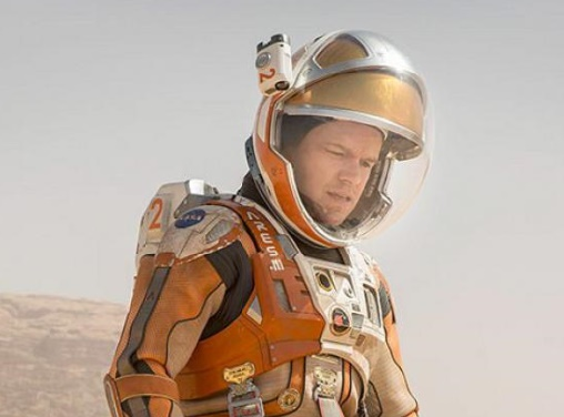 """Seul sur Mars"" conserve la pole position du box-office"