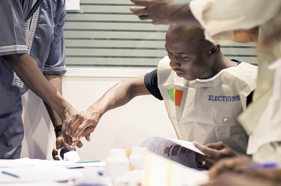 La campagne électorale pour la présidentielle en Côte d'Ivoire bat son plein