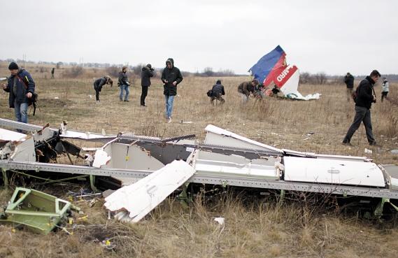 Un missile BUK tiré d'une zone prorusse d'Ukraine aurait provoqué le crash du vol MH17
