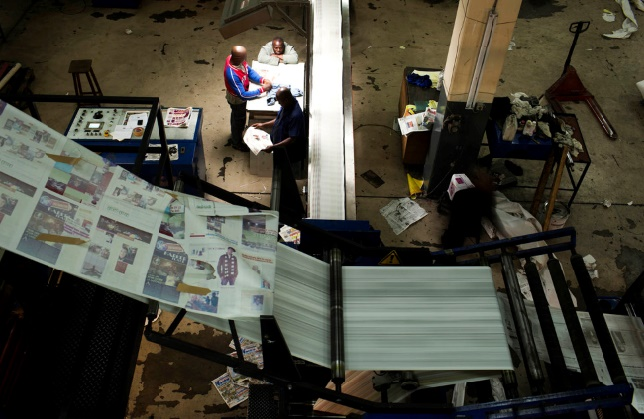 Crise du journalisme en Afrique subsaharienne