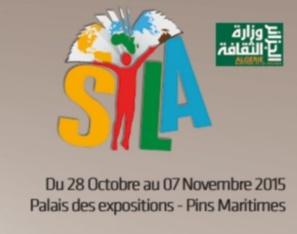 Participation du Maroc au Salon du livre d'Alger