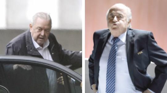 Johansson se méfie de Blatter