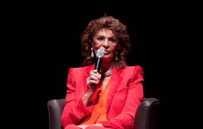 """Sophia Loren: """"Je ne me suis jamais perdue"""""""